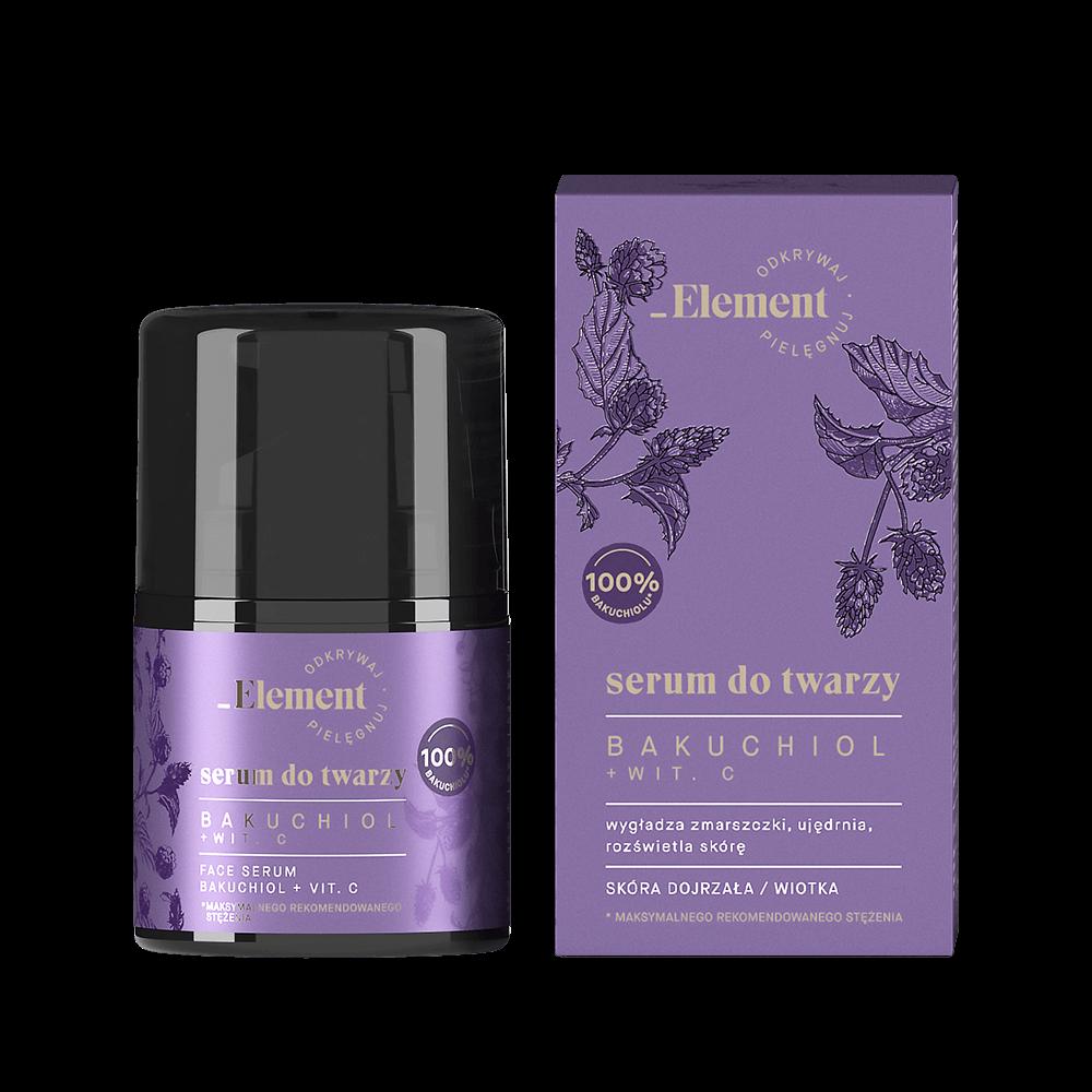Element - serum do twarzy z bakuchiolem
